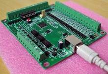 Mach3 cartão de controle usb cnc máquina gravura placa interface cartão controle movimento (versão npn)
