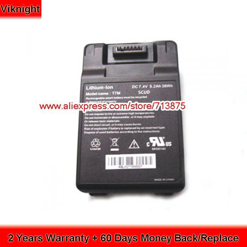 Brand New 7.4V 5200mAh T7M SUD Battery For Twinhead Durabook T7M EO TufTab A7230XC