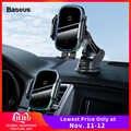 Baseus 2 en 1 cargador inalámbrico de coche Qi para iPhone 11 Xs X Samsung Note 10 15W soporte de cargador inalámbrico de inducción de carga rápida para coche