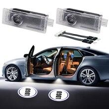 LED Car Door Light For BMW Logo Projector Lamp E90 E60 E84 F01 F10 GT F07 F05 M3 M5 E63 E65 F12 X1 X3 Welcome