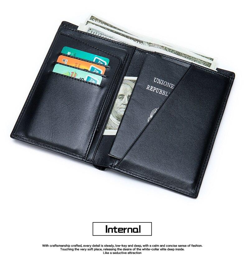 de visita capa de passaporte macio