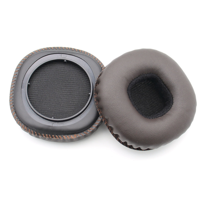 1Pair Earphone Ear Pads Replacement For Marshall MID ANC Bluetooth Headphones Earpads Sponge Soft Foam Cushion Eh in Earphone Accessories from Consumer Electronics