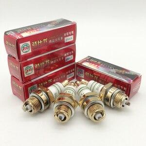 Image 5 - 10PCS Spark Plug L7T BM6A for BM6A BMR6A WS6E WS7E BPMR6A WS7F CJ7Y W20MU L7TC M6 M7 BPMR6A two stroke chain saw field mower