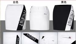 Nueva falda de golf Aline Primavera, pantalones de secado rápido, ropa corta de golf para mujer