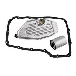 Motoryzacyjnej skrzyni biegów filtr akcesoria do modyfikacji dla Dodge dla Jeep skrzynia biegów elektromagnetyczny zestaw zaworu 68002342Ad w Zawory i części od Samochody i motocykle na