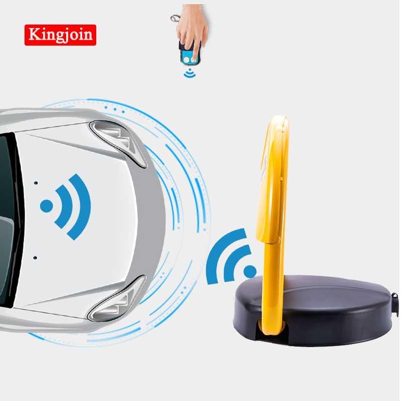 Car Intelligent Remote Control Parking Lock Thicken Collision Garage Automatic Induction Waterproof Compressive Pressure