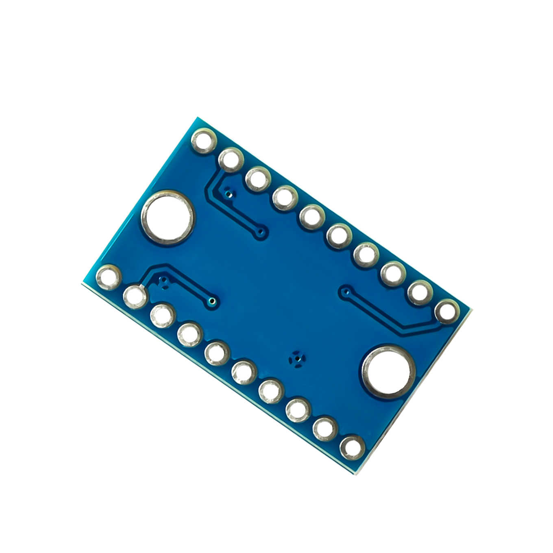 3.3 فولت 5 فولت TXS0108E 8 قناة مستوى المنطق محول تحويل TTL ثنائية الاتجاه المتبادل تحويل
