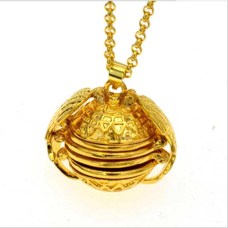 Gorąca sprzedaż magia 4 zdjęcie wisiorek pamięć pływający medalion naszyjnik skrzydła anioła Flash Box moda pudełko na album naszyjniki kobiety biżuteria