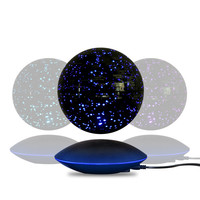6 inch Magnetic Constellation Electronic Colorful Levitation Night Lamp Novelty Night Light Planetarium Birthday Lamp Luminaria