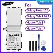 Bateria Original Para Samsung Nota 10.1 GT-P5110 P5100 P5113 N8000 GT-N8020 P7500 SM-P601 Tab3 P5200 T4500E Tab4 SM-T530 SM-T805