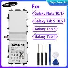 Pin Chính Hãng Cho Samsung Note 10.1 GT P5110 P5100 P5113 N8000 GT N8020 P7500 SM P601 Tab3 P5200 T4500E Tab4 SM T530 SM T805