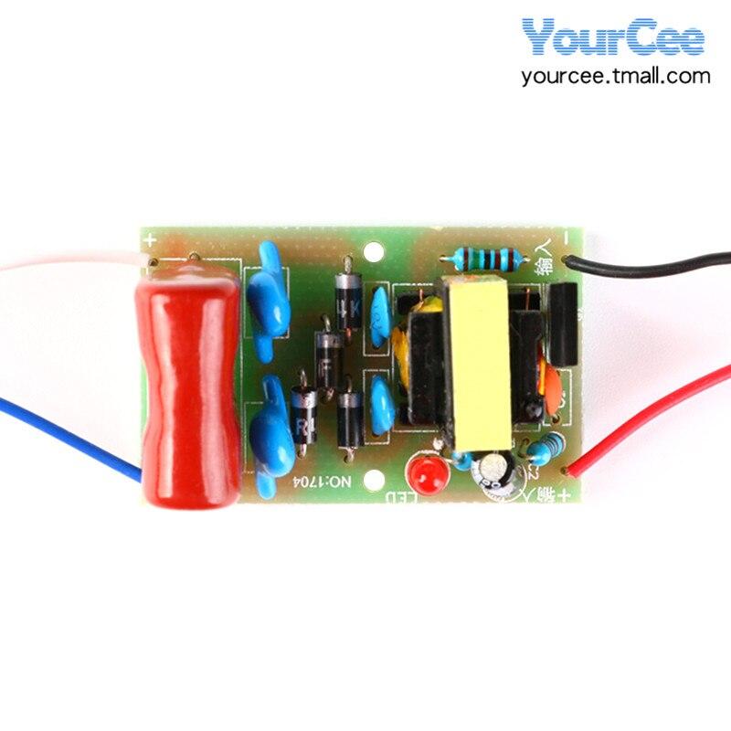 DC3.7V TO 1800V Module Booster Module Arc Pulse DC Shock High Voltage Package 2000V