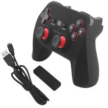 Gamepad 2.4G Wireless Gamepad Dual Vibration Joystick Gaming Controller for PS3 Game Console PC Android Supporting X-in/ D-input цена и фото