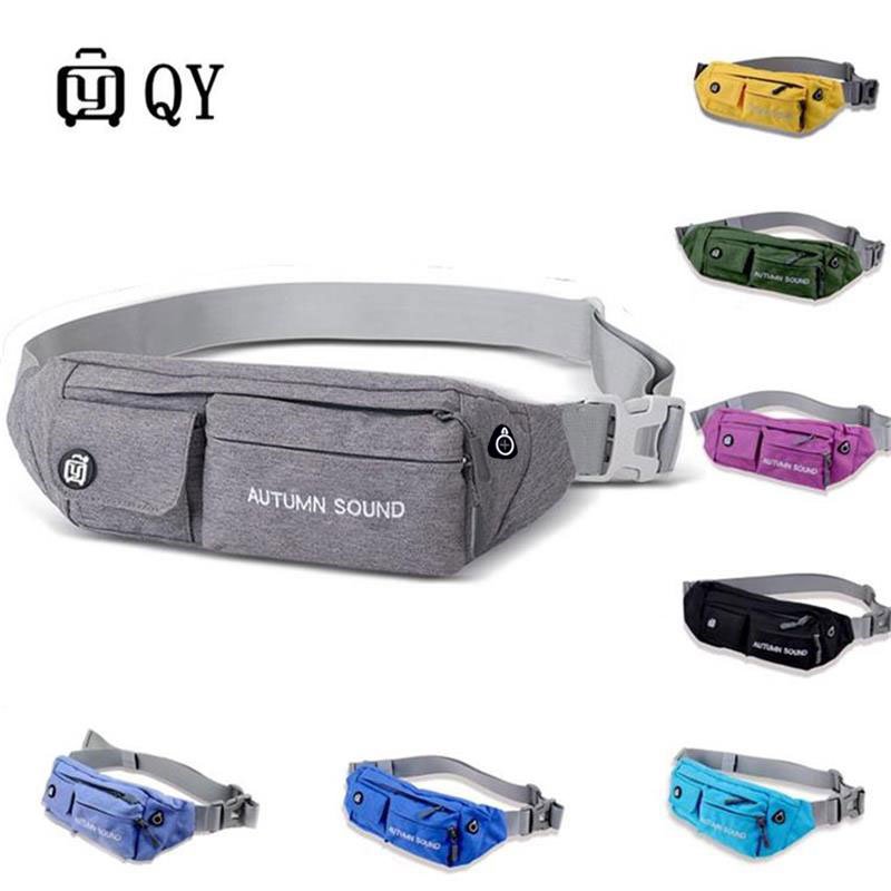 Luxury/Sports/Ladise/Mini/Running/Small/Brand/Designer/Fashion Waist Bag Men/Women/Belt/Military/Kids/Camping/Girl Waist Bags