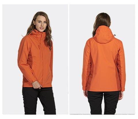 Race Wear Ski Clothes Jacket Suit Cross Country Skiing Ski Jacket Women Snowboard Puffer Ropa De Nieve Winter Jackets BJ50HX