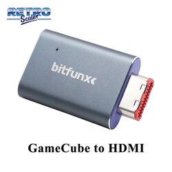 Adaptador conversor hdmi retrocaler digital para hdmi gc2hdmi para ngc 3.0 versão