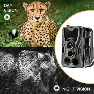 Image 5 - Suntekcam HC 801LTE 4グラム狩猟カメラ64ギガバイトトレイルカメラ16MP 1080 1080p smtp sms赤外線カメラir野生カメラ写真トラップ