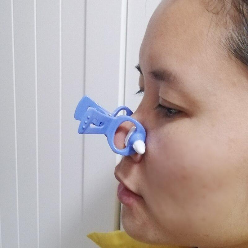 Levantamiento de nariz el/éctrico Clip de nariz Nariz Belleza Moldeador Masajeador Puente de nariz Alisador Vibrador Nose Shaper