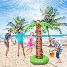 Надувной распылитель воды Осьминог 16 м надувная Кокосовая Пальмовая