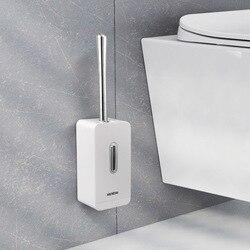 Akcesoria toaletowe akcesoria łazienkowe narzędzia do czyszczenia WC toaleta szczotka baza domowy Hotel czyszczenie łazienki akcesoria szczotka i uchwyt