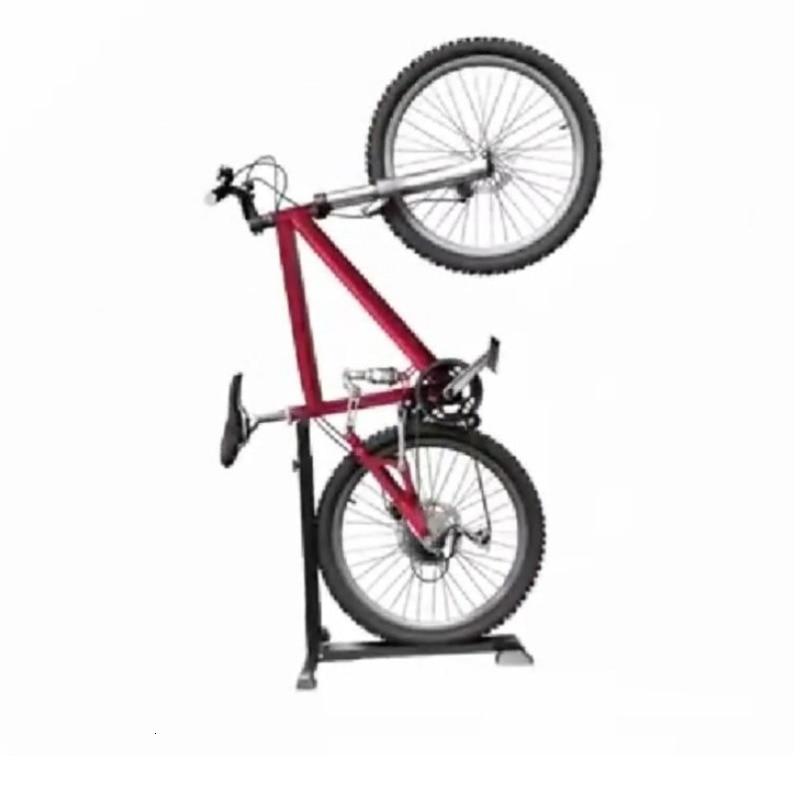 MTB Road Bike Portable Floor Stand Cycling Parking Rack Storage Folding Holder
