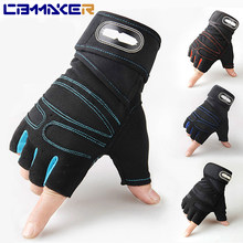 M/L/XL Gym Glove Fitness Weight Lifting Gloves Body Building Training Exercise Men Women Sport Workout Glove Gym Accessories