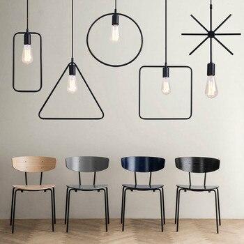 E Pendente Para Sala De Jantar nórdicos comedor luz Luminaria lámpara  Colgante Luminaria Suspendu ...