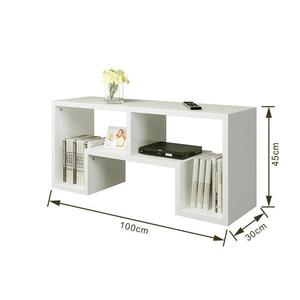Image 3 - Merkezi Lemari Standaard Mesa De Modern mobilya Painel Para Madeira Vintage ahşap masa Meuble monitör standı Mueble Tv dolabı