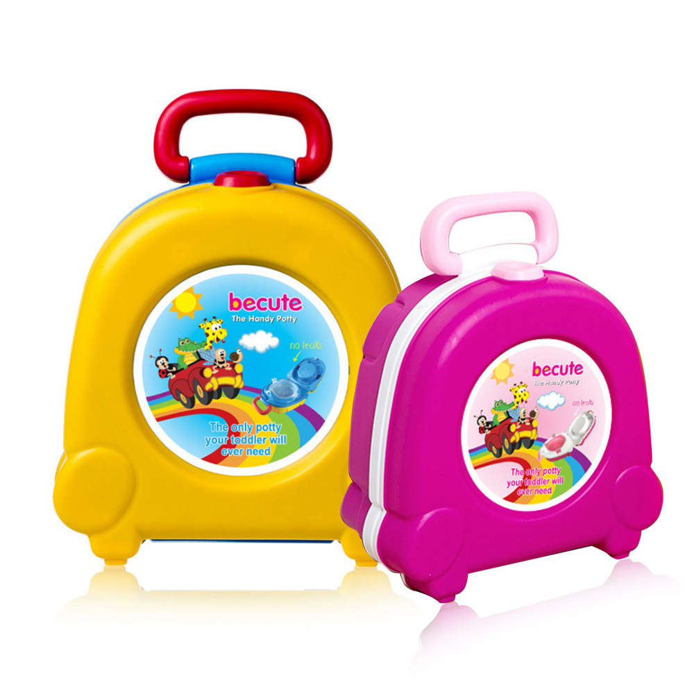 Portable Pot Children's Potty Infant Boys Urinal Cute Car Potty Seat Girls Travel Pot Baby Toilet Seat Training Baby Pots