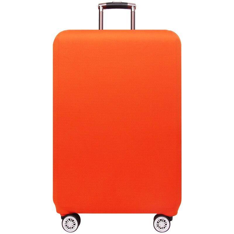 proteção trunk caso poeira acessórios de viagem