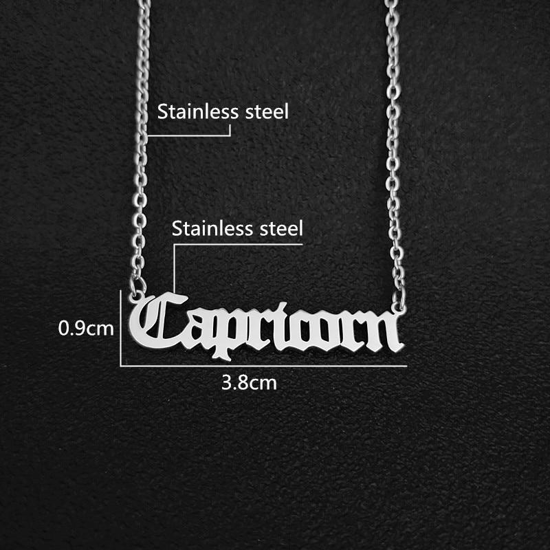 Silver Capricorn