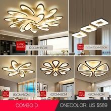 Светодиодная Люстра для гостиной, столовой, кабинета, спальни, лампа, креативный светильник, современное простое украшение