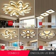 Plafonnier Led au design créatif simpliste, éclairage décoratif de plafond, idéal pour un salon, une salle à manger, un bureau ou une chambre à coucher