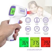 Temperature sensor gun Non-contact Infrared Forehead Body/ Object Thermometer Measurement