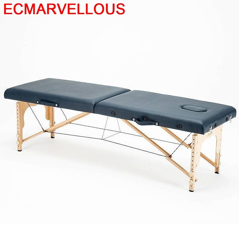 Masaj Koltugu Silla Masajeadora Furniture Mueble Beauty Cama Para Folding Camilla Masaje Plegable Salon Chair Table Massage Bed