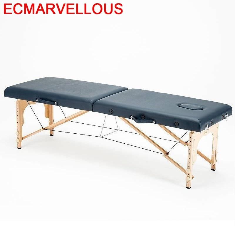Masaj Koltugu Silla Masajeadora Furniture Mueble Beauty Cama Para Folding Camilla Masaje Plegable Salon Chair Table Massage Bed