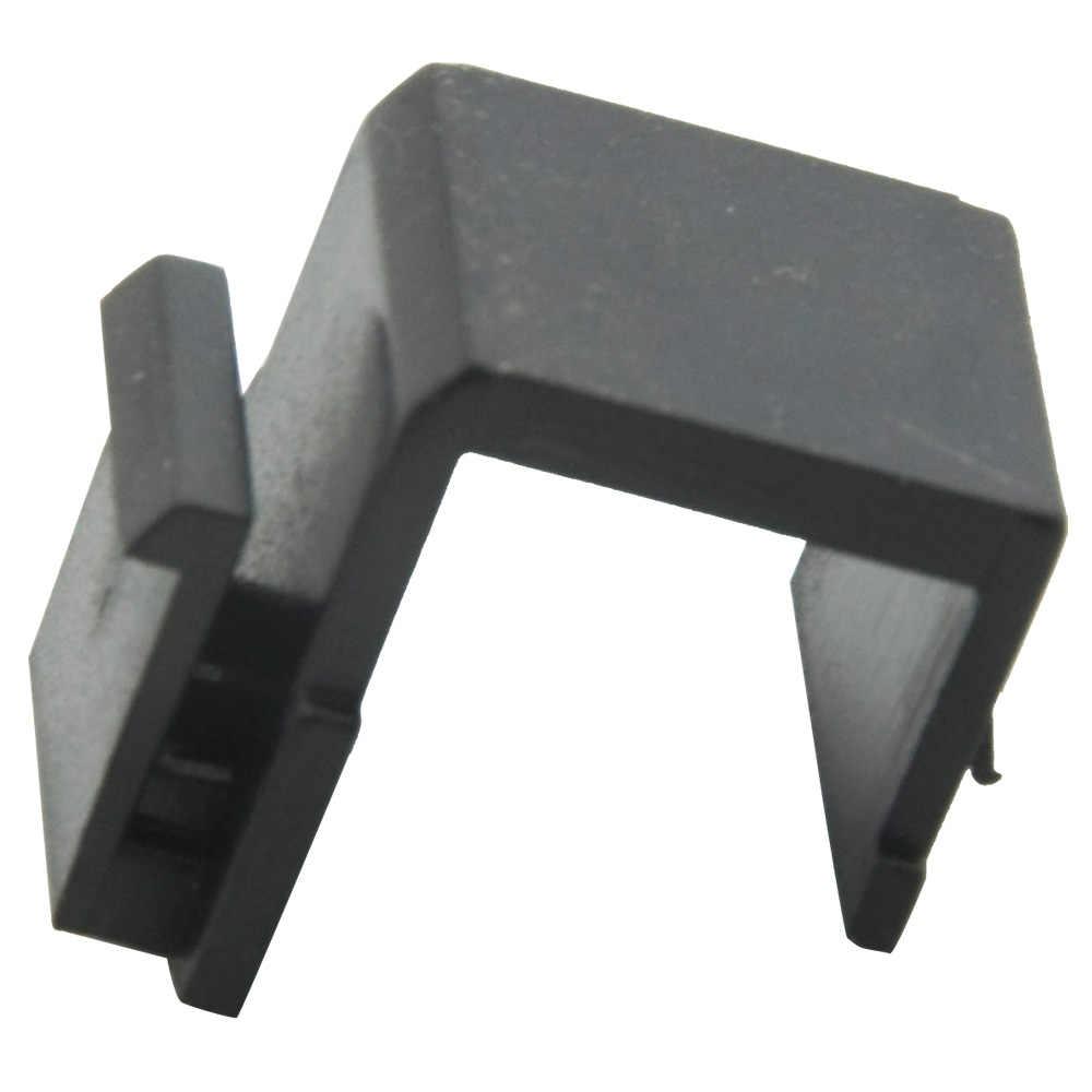 Keystone dolum parçası siyah renk