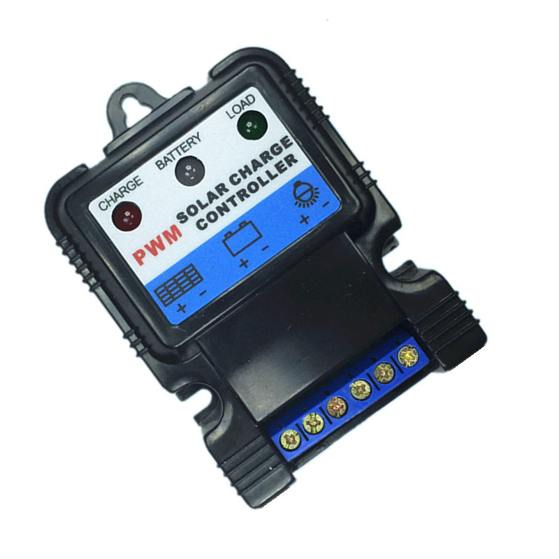 3.2V 6.4V 9.6V 12.8V Lithium Iron Phosphate Battery Solar Lights Controller Light Control Controller