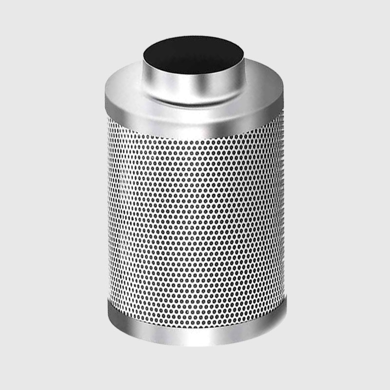 Carbon Filter Hydroponics Activated Carbon Filter Charcoal Indoor Plant Air Exhaust Filter Cotton Air Purifier Parts