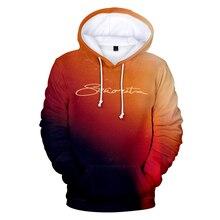 Senorita Camila Cabello & shawn mendes 3D Harajuku hoodies S
