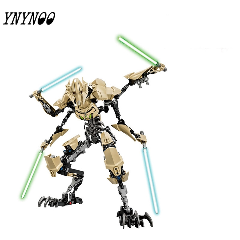 KSZ StarWars Darth Vader White Trooper Figure Toys Building Blocks Bricks Legoinglys Star Plan Wars Toys For Children
