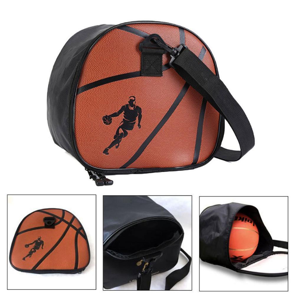 Модная баскетбольная сумка для спорта на открытом воздухе, мужские спортивные сумки для спортзала, баскетбольные сумки, мячи, аксессуары для тренировок-0