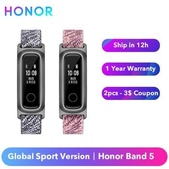 Фитнес-браслет Honor Band 5 SPORT VERSION 1