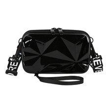 Mała walizka w kształcie kobiety torba typu Crossbody Sling Bag bagaż torebka torebki na ramię popularna prosta kobieta codzienna torba