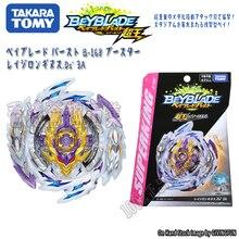 Original Takara Tomy Beyblade Burst Super King B-168 Fury Sacred Tortoise Top Toys for Boys 6 Years Children