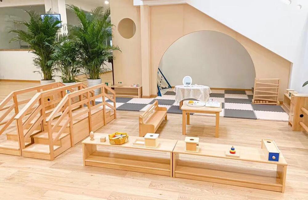 Paquete de materiales Montessori para CASA de clase Nido IC, compra a granel - 4