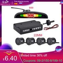 Capteur automatique de stationnement de LED de Parktronic de voiture daoshike avec 4 capteurs
