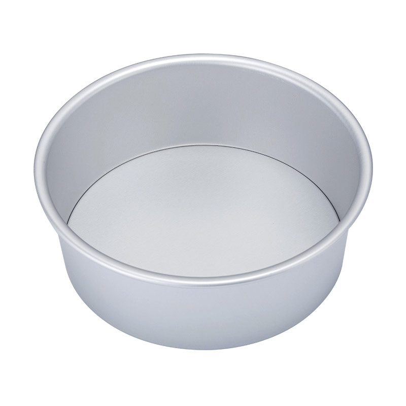 Image 2 - 3 Tiered Round Cake Mold Set Aluminum Alloy Cake Pan Set Non Stick Baking Pans 4/6/8 inch Cakes Mould Removable Bottom       386-in Cake Molds from Home & Garden