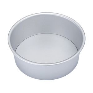 Image 3 - 3 Tiered Round Cake Mold Set Aluminum Alloy Cake Pan Set Non Stick Baking Pans 4/6/8 inch Cakes Mould Removable Bottom       386