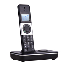 Cordless-Telephone Handsets Calls Office Digital Home Lcd-Display with Conference-call-5/Handsets/Connection